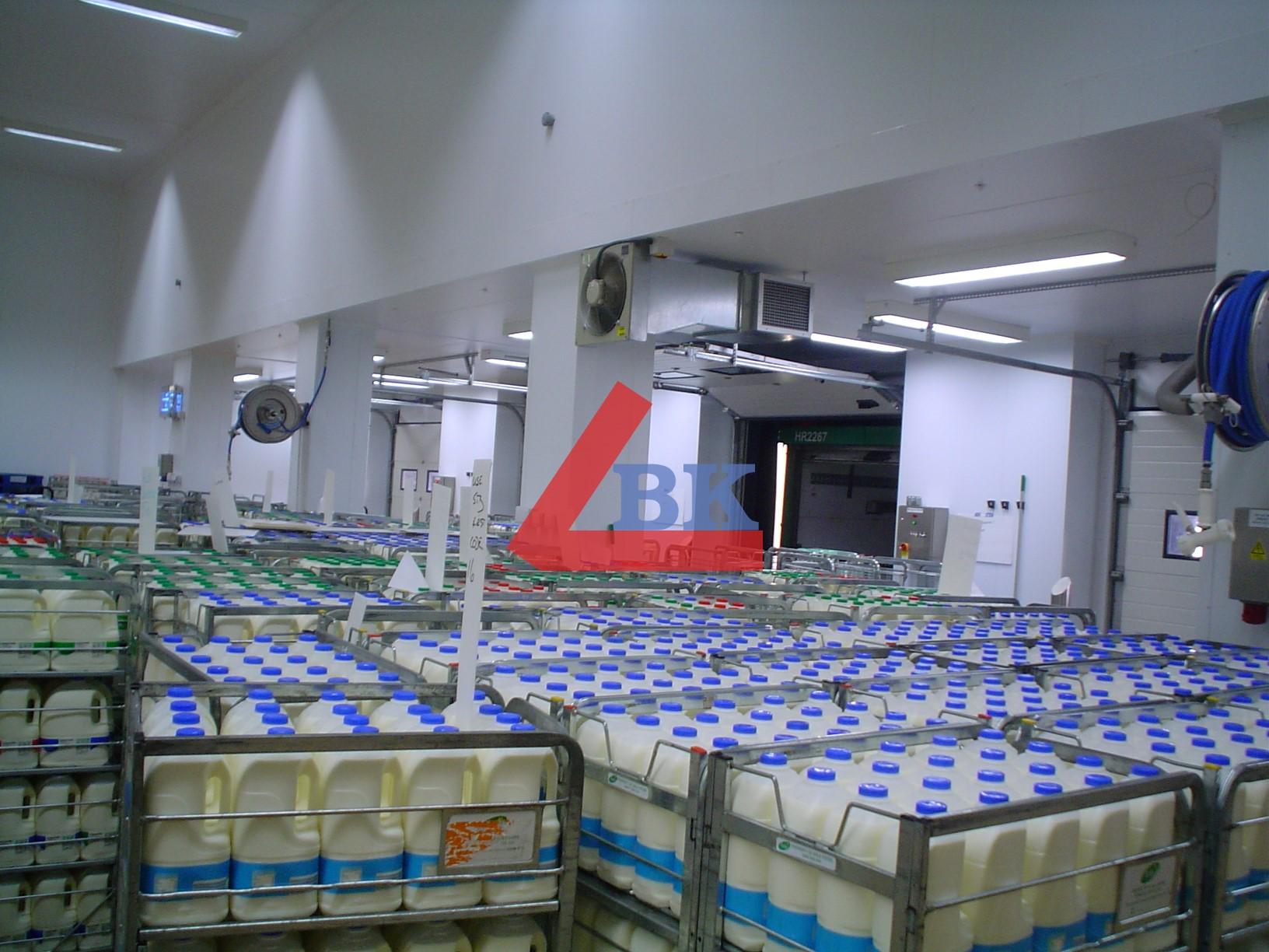 Lắp đặt kho lạnh tại tphcm, lắp kho lạnh công nghiệp toàn quốc