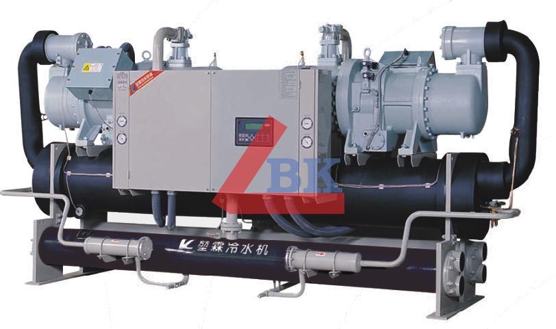 Lắp đặt máy làm lạnh nước Chiller tại tphcm